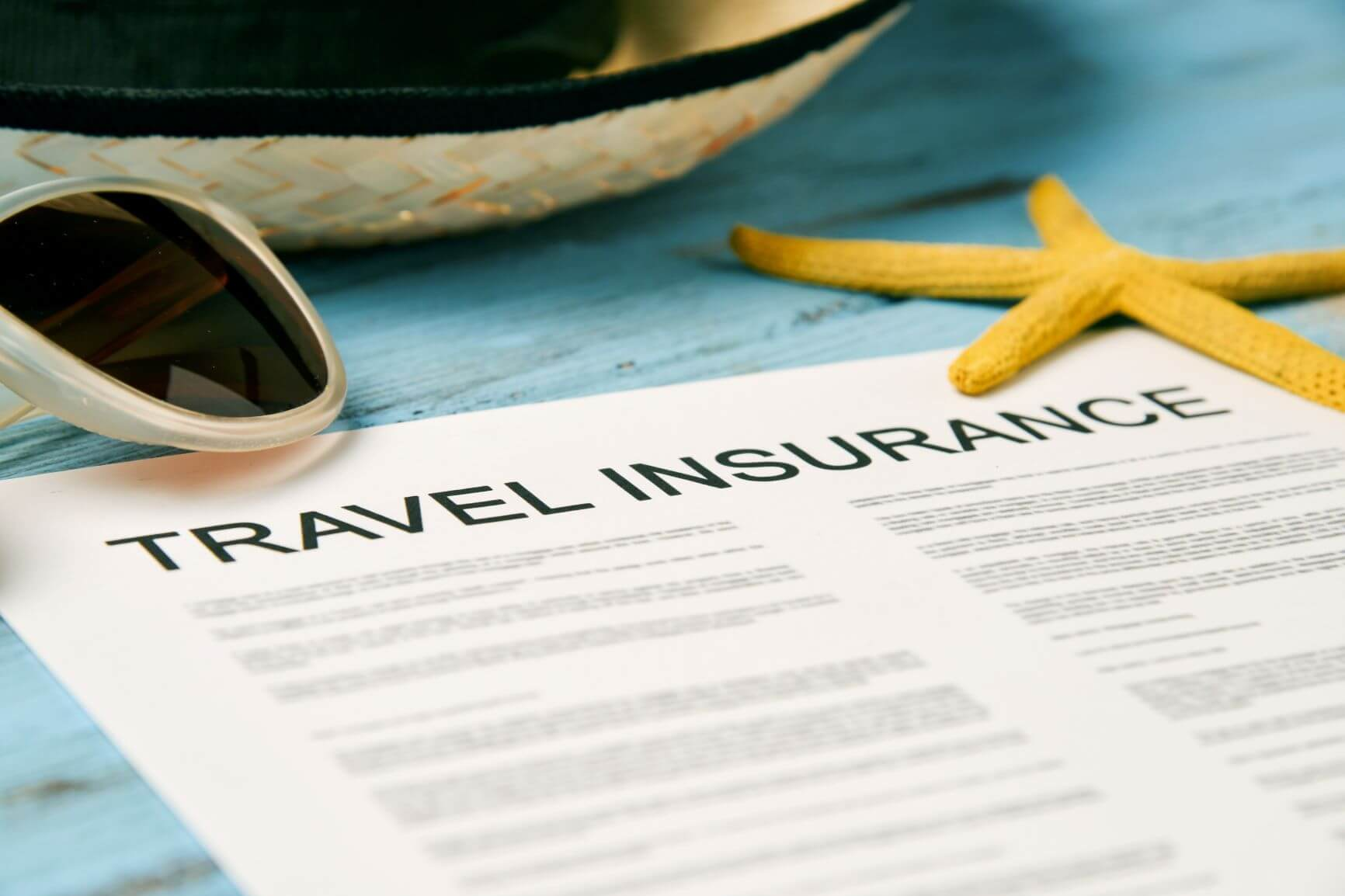 Travel Insurance essential cover